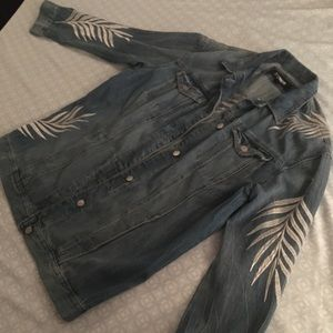 Express Denim Jacket